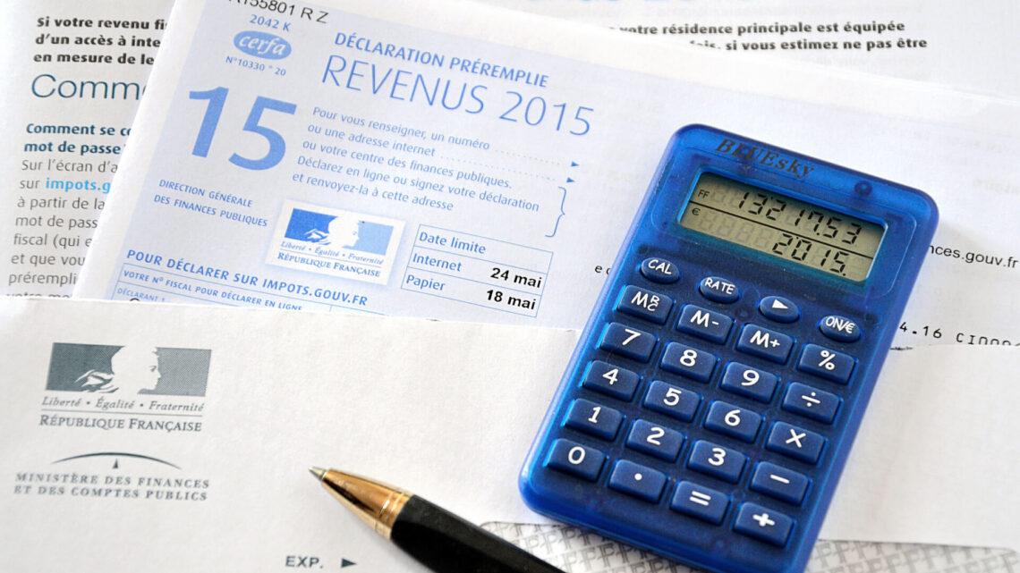 Comment déclarer l'impôt sur revenu?